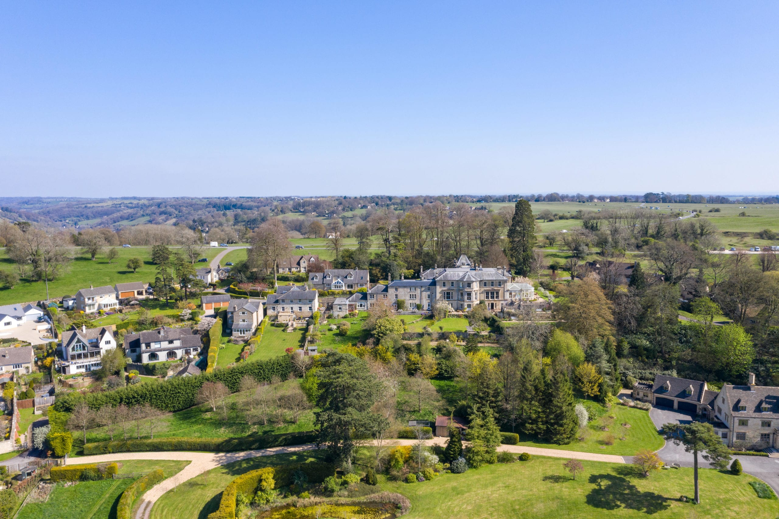 Drone photography – showcasing your property from above